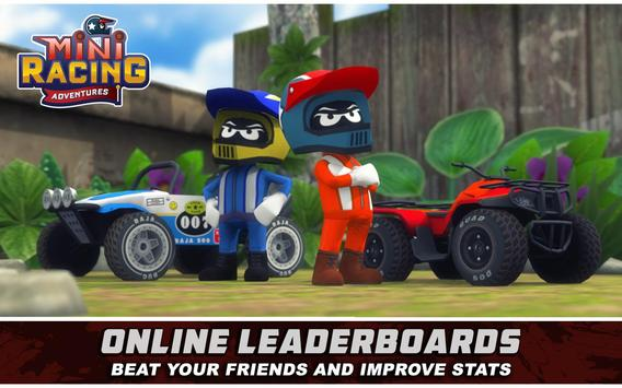 Mini Racing Adventures ScreenShot2