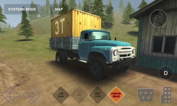 Dirt Trucker: Muddy Hills ScreenShot2