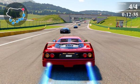 Speed Racing Traffic Car 3D ScreenShot2