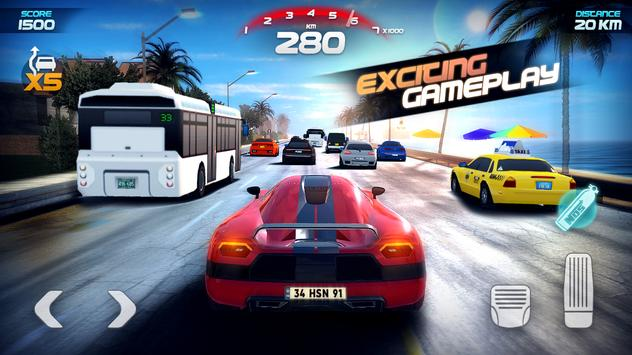 Race Pro: Speed Car Racer in Traffic ScreenShot2