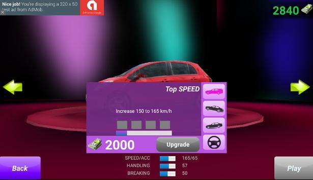 Traffic Racing in Car ScreenShot2