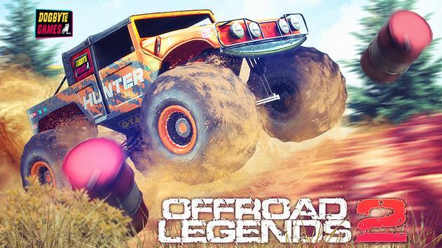 Offroad Legends 2  Monster Truck Trials ScreenShot2