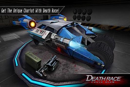 Death Race:Crash Burn ScreenShot2