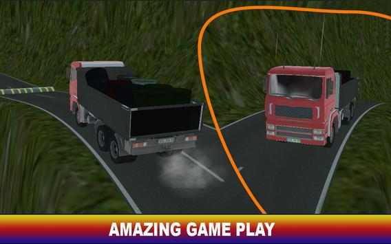 3D Truck Driving Simulator ScreenShot2