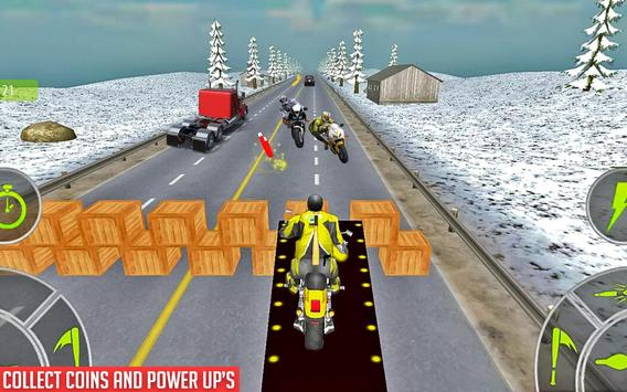 Crazy Bike attack Racing New: motorcycle racing ScreenShot2
