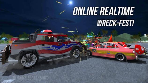 Demolition Derby Multiplayer ScreenShot2