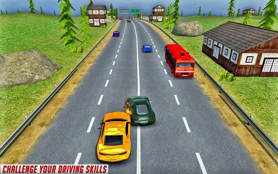 Modern Car top drift Traffic Race free games ScreenShot2
