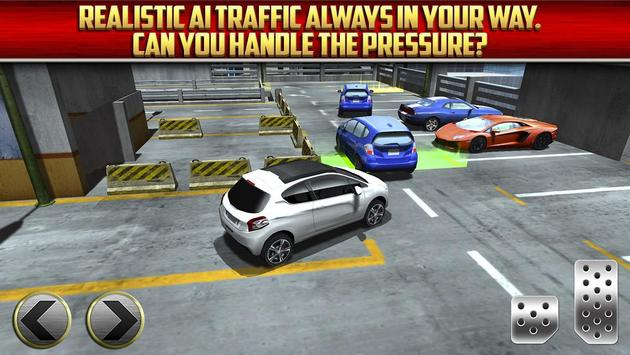 Multi Level Car Parking Games ScreenShot2
