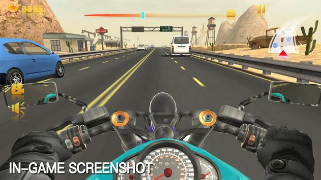 Moto Racing Rider ScreenShot2