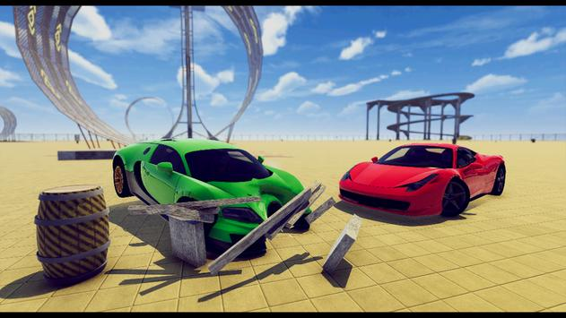 Car Crash Demolition Derby Simulator 2018 ScreenShot2