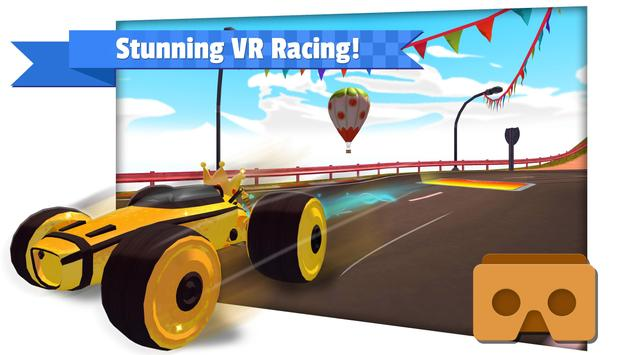 AllStar Fruit Racing VR ScreenShot2
