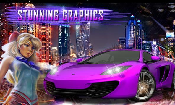 GCR 2 (Girls Car Racing) ScreenShot2