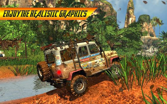 Off road 4X4 Jeep Racing Xtreme 3D ScreenShot2