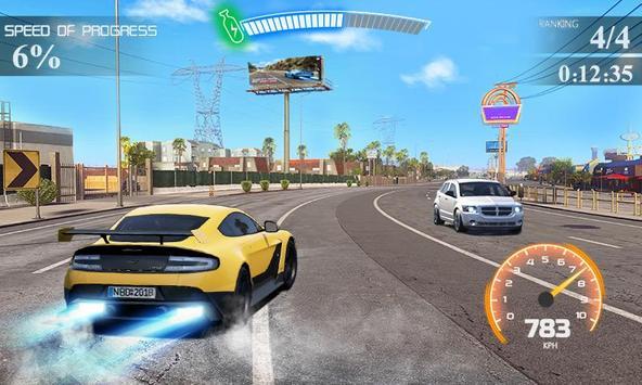 Street Racing Car Driver 3D ScreenShot2