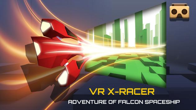 VR XRacer  Aero Racing Games ScreenShot2