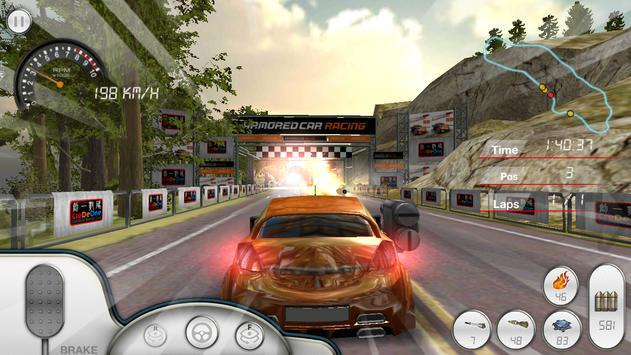 Armored Car HD (Racing Game) ScreenShot2
