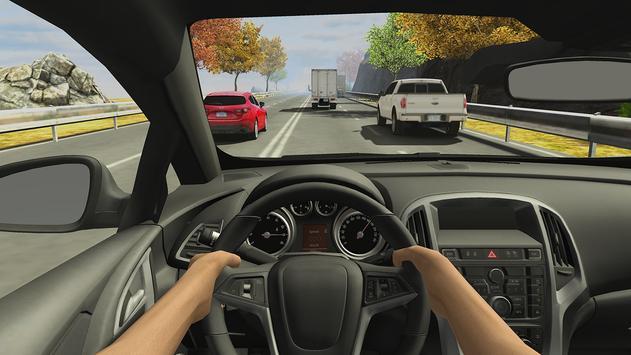 Racing in Car 2 ScreenShot2