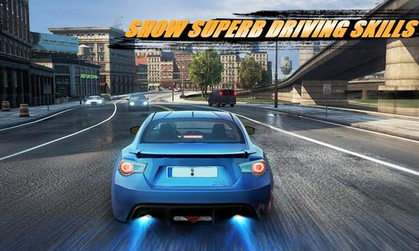 Real City Speed Cars Fast Racing ScreenShot2