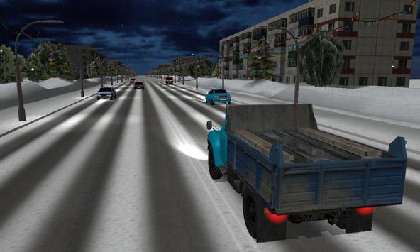 Traffic Hard Truck Simulator ScreenShot2