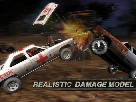 Demolition Derby: Crash Racing ScreenShot2
