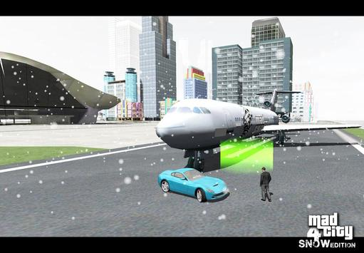Mad City Stories 4 Snow Winter Edition ScreenShot2