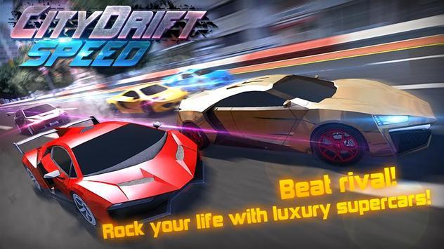 Speed Car Drift Racing ScreenShot2