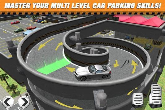 Multi Level Car Parking Game 2 ScreenShot2