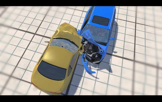 Car Crash Simulator Racing Beam X Engine Online ScreenShot2