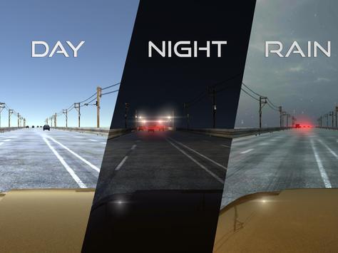 VR Racer  Highway Traffic 360 (Google Cardboard) ScreenShot2