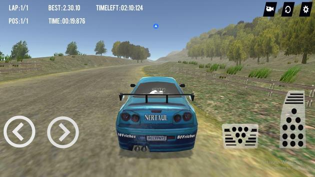 Super Rally Racing 3D ScreenShot2