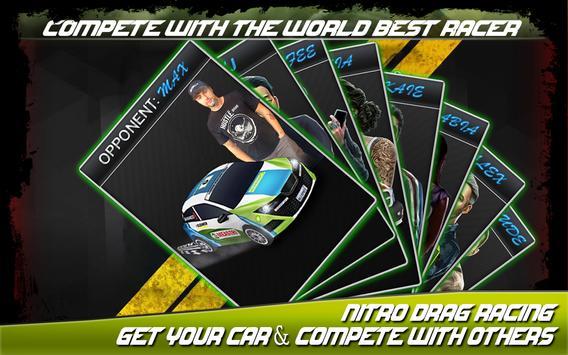 Fast cars Drag Racing game ScreenShot2