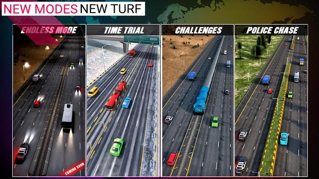 8 Lane Traffic Racing: Car Game ScreenShot2