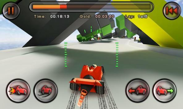 Jet Car Stunts Lite ScreenShot2