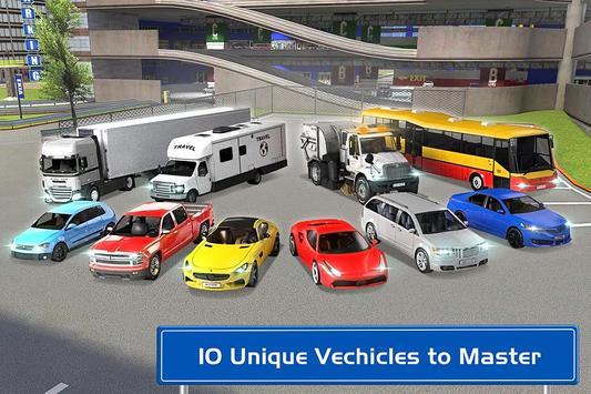 Multi Level 7 Car Parking Simulator ScreenShot2