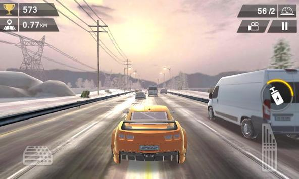 Racing Traffic Car Speed ScreenShot2