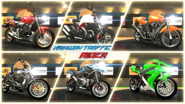 Highway Traffic Rider ScreenShot2