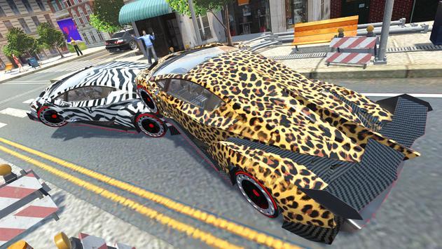 Lambo Car Simulator ScreenShot2