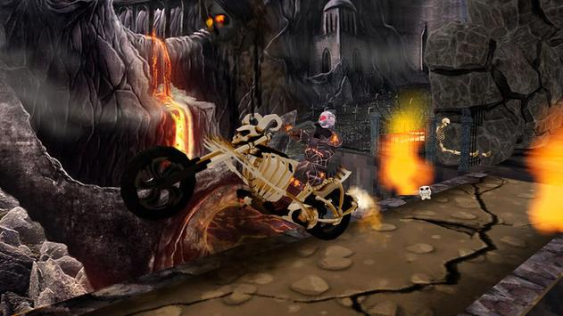 Ghost Ride 3D ScreenShot2