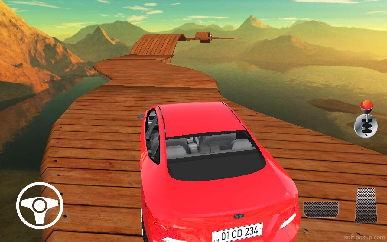 Car Racing On Impossible Tracks ScreenShot2