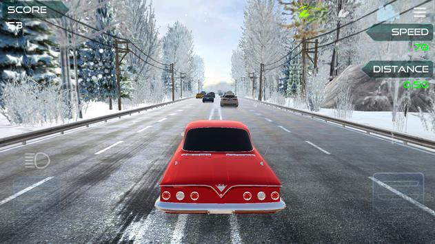 Highway Asphalt Racing : Traffic Nitro Racing ScreenShot2