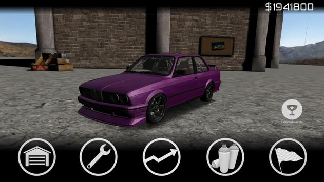 Drifting BMW Car Drift Racing ScreenShot2