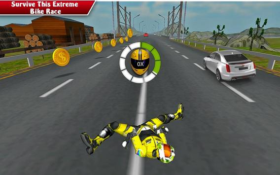 Moto Bike Attack Race 3d games ScreenShot2