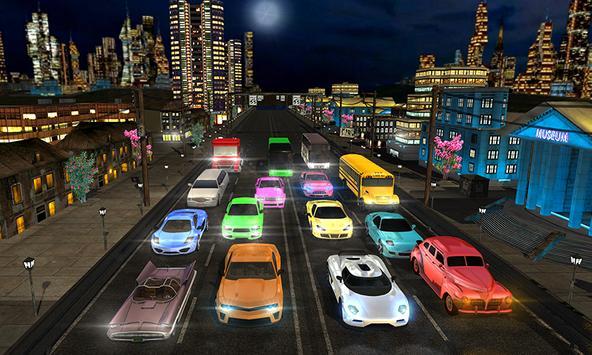 racing in car 2018  city traffic racer driving ScreenShot2