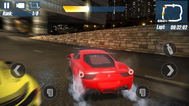 Real Road RacingHighway Speed Car Chasing Game ScreenShot2