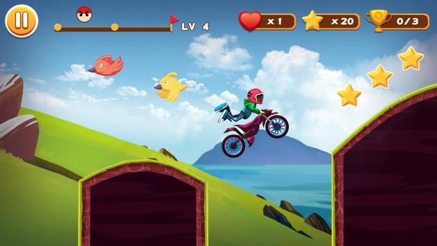 Stunt Moto Racing ScreenShot2