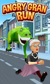 Angry Gran Run  Running Game ScreenShot2