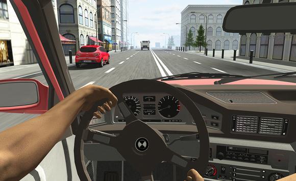 Racing in Car ScreenShot2
