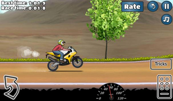 Wheelie Challenge ScreenShot2