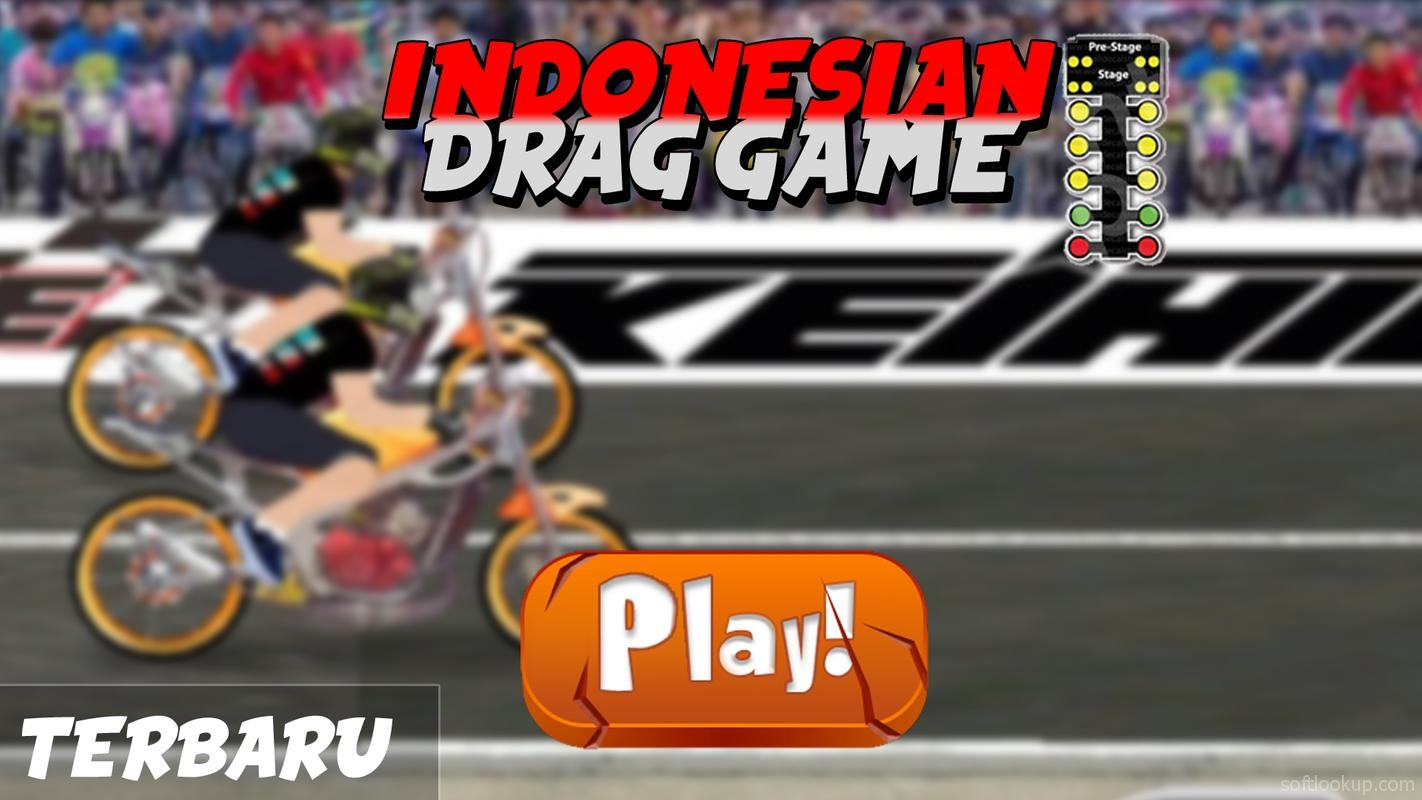 Indonesian Drag Bike Racing ScreenShot2