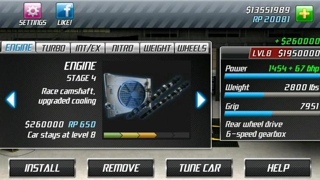 Drag Racing ScreenShot2